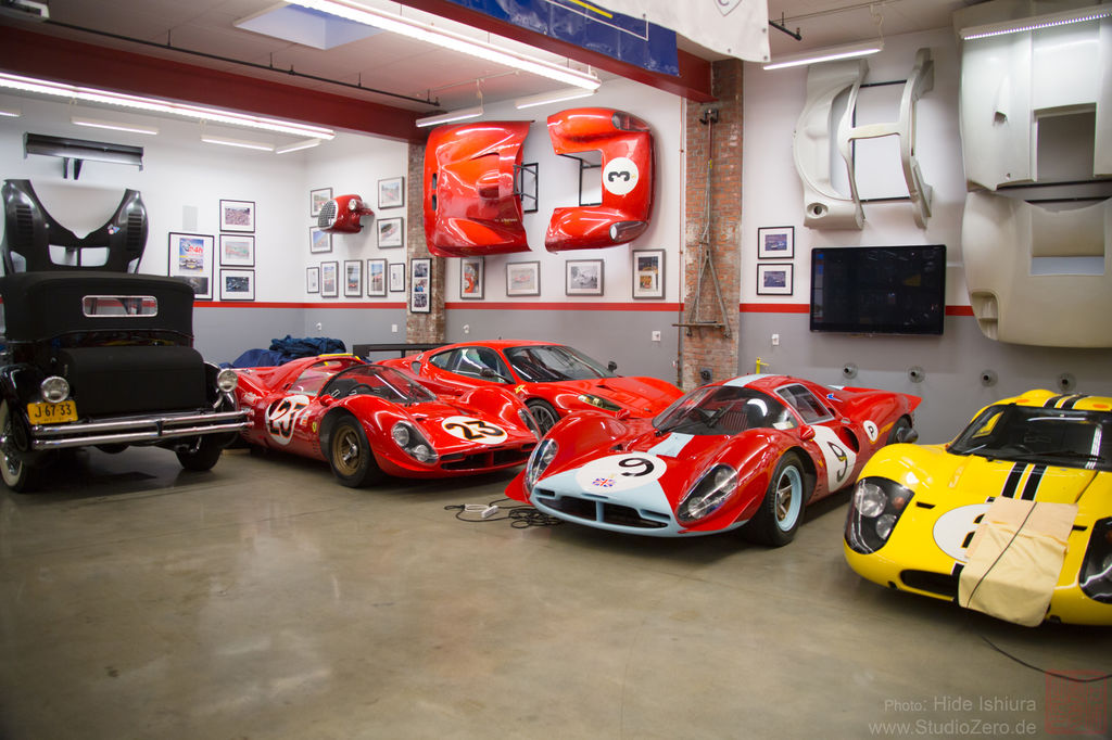 How many cars do you have now, and does your collection have an end point?