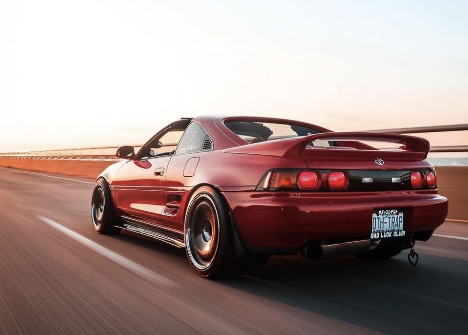 Meet the 350bhp Motul-lubricated MR2