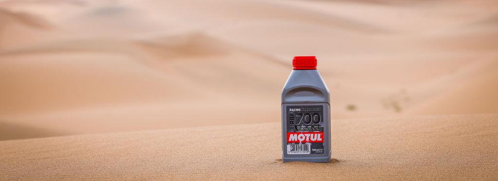 Motul lanza el nuevo líquido de frenos RBF 700 para los más exigentes