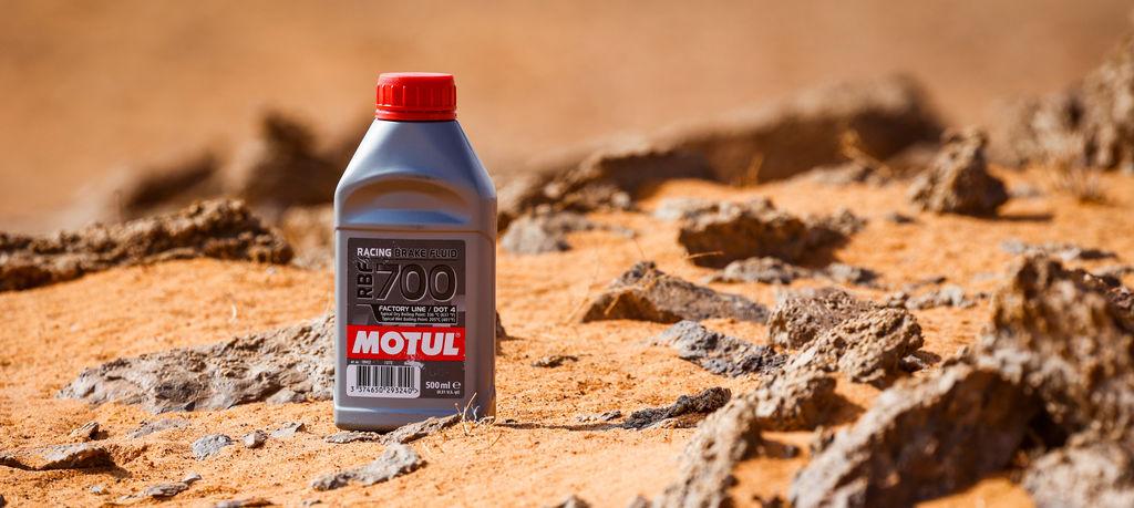 A Motul lança o novo líquido para travões RBF 700 para os mais exigentes