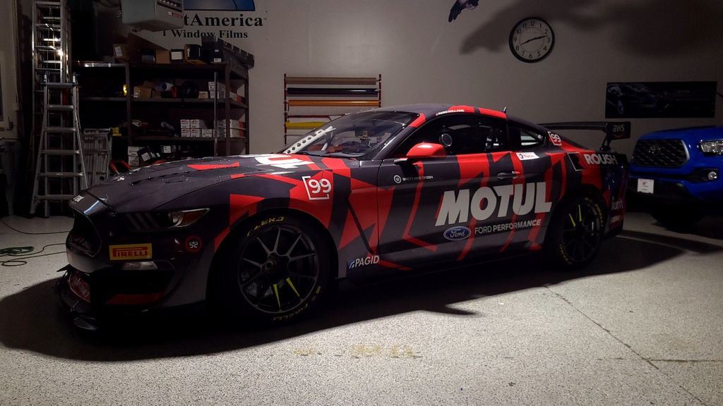 Motul, Roush Performance and Velocity 99 Partner With Robb Holland and Rotek Racing To Bring A Strong, Diversity Driven Program To GT America