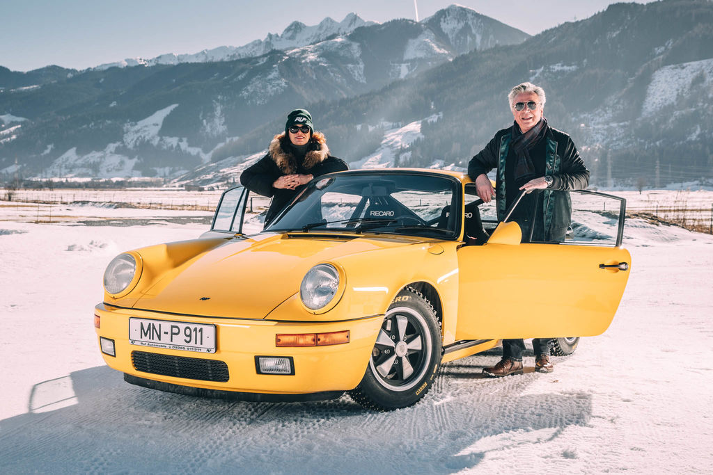 Alois, Ruf is a company with a rich history. How did the company start?