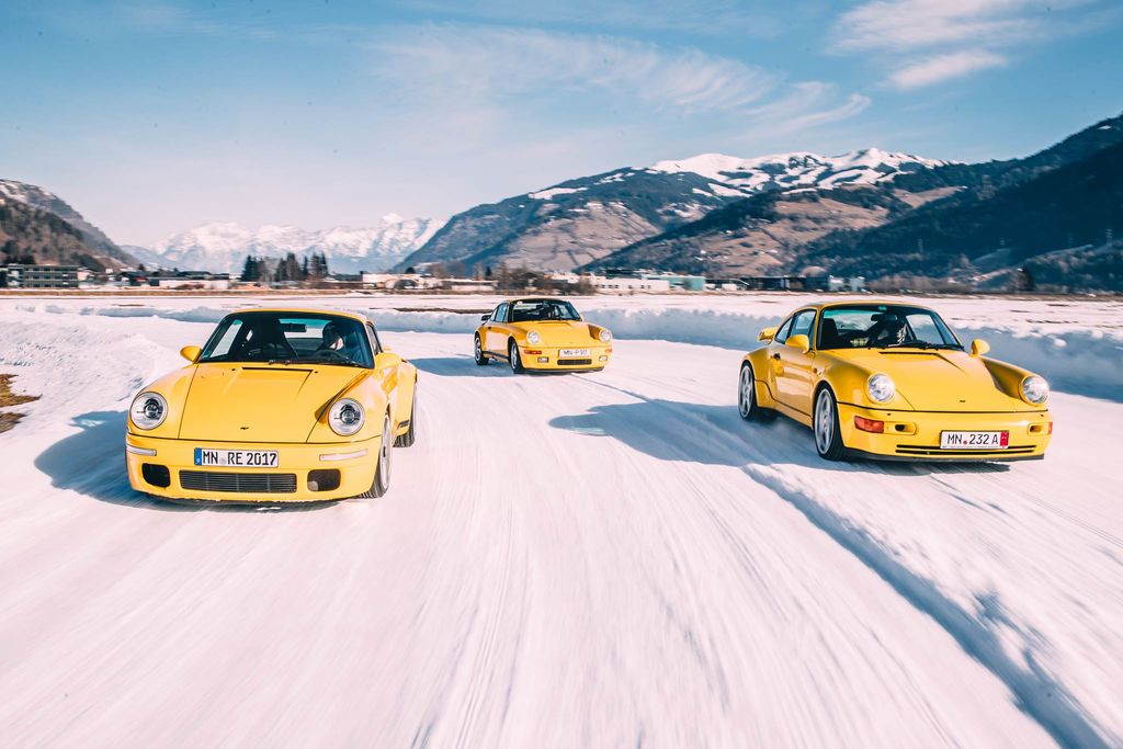The Yellow Bird is a milestone in Ruf's history. Why was it so important?