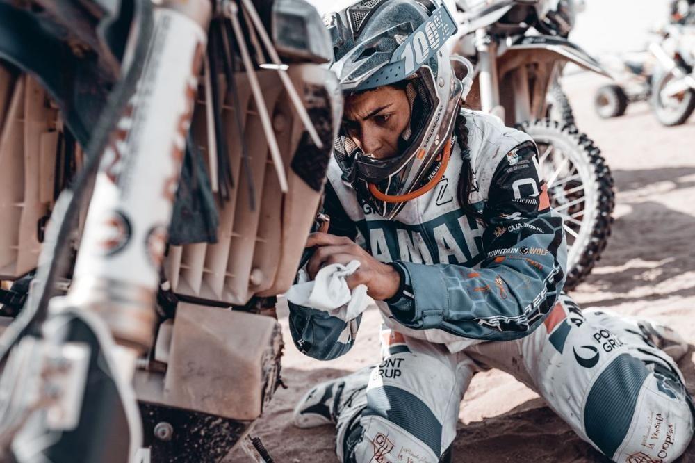 ¿Tienes alguna anécdota sobre el Dakar, tu preparación para el rally y tu pasión por los rally raids o la mecánica?