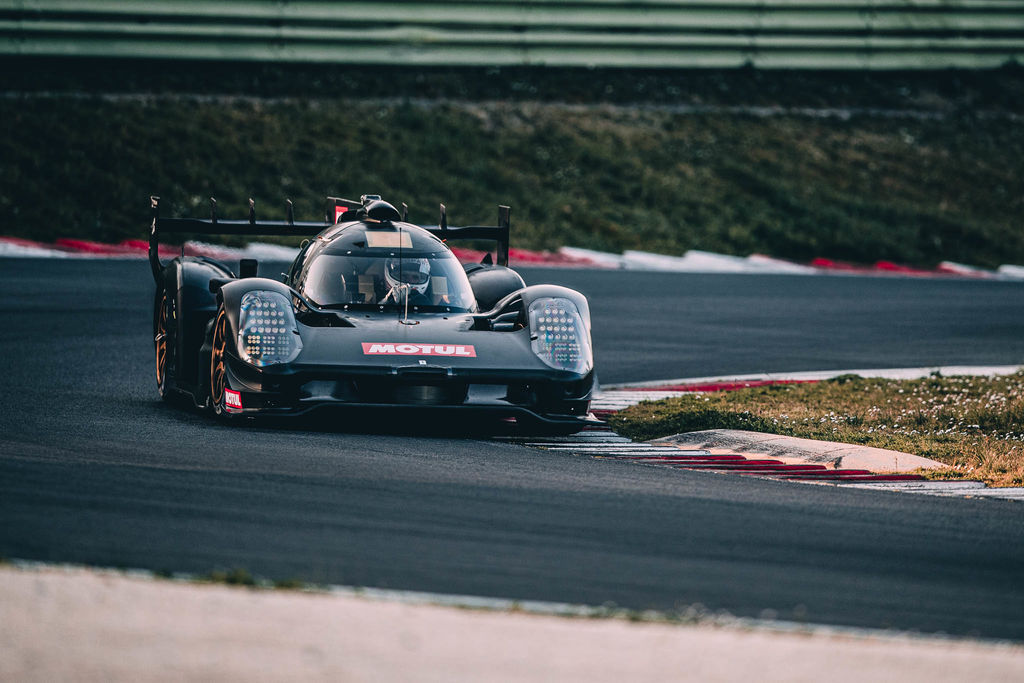 After this test, it's still a long way to the 24 Hours of Le Mans. Where does the development go from here?