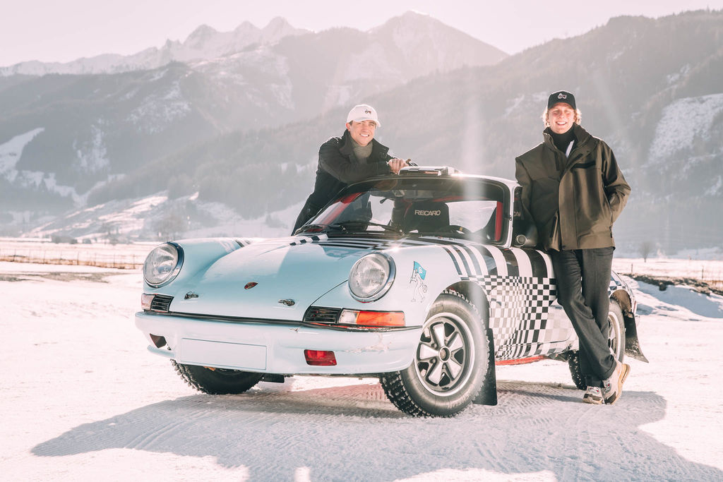 Ice racing returns to Zell am See