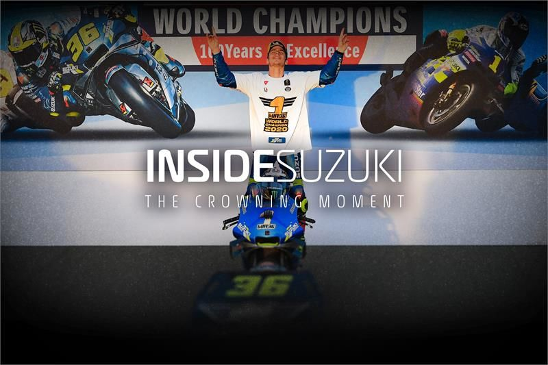 Motul e Suzuki ancora insieme nella MotoGP™