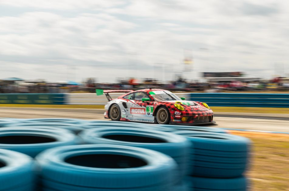 Historical Victory and Double Podium, as Motul teams triumph at 12 Hours of Sebring