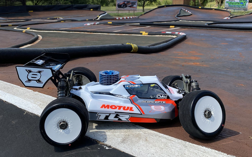 MOTUL HELPS PUT THE X-FACTOR INTO RC RACING
