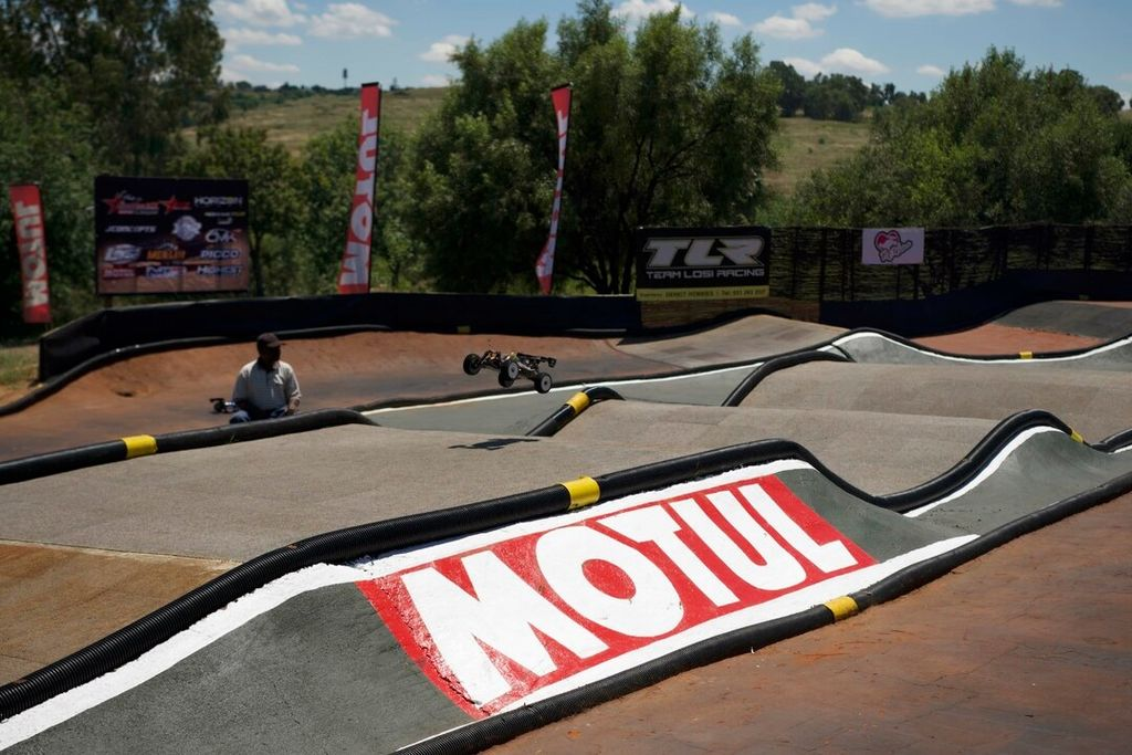 Brendon, your new RC track has been causing quite a buzz. Can you tell me more about it?