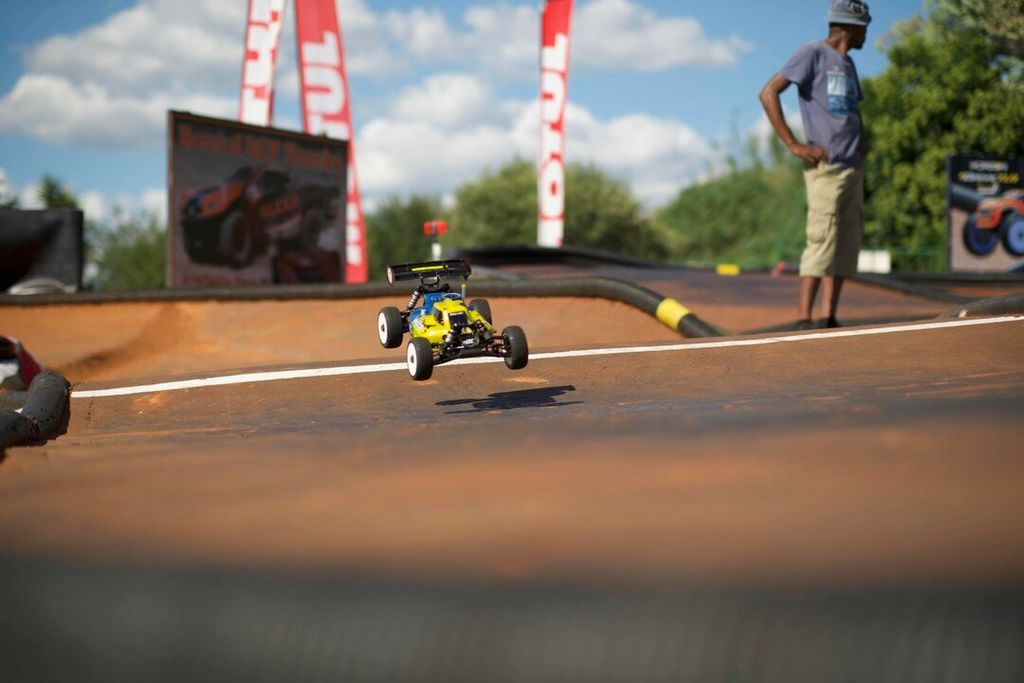 Is RC-X a new genre of RC racing?