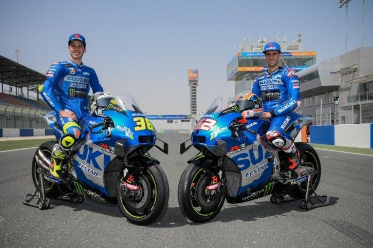 MOTUL将与铃木车队及Pramac Racing联手出战2021 MotoGP