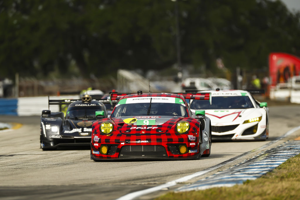 You and the team overcame the bumps of Sebring with success! Talk us through the race and how you turned it into a victory.