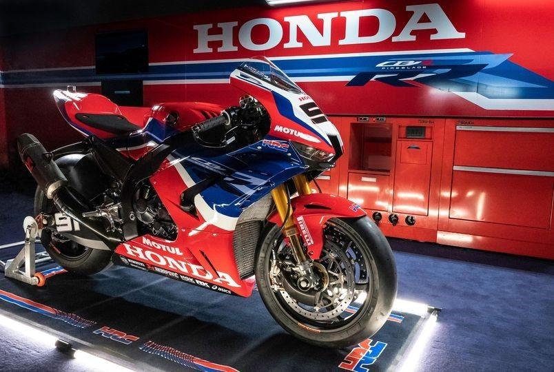 Motul será patrocinador oficial del equipo HRC en el Campeonato Mundial FIM Motul de Superbikes 2021.