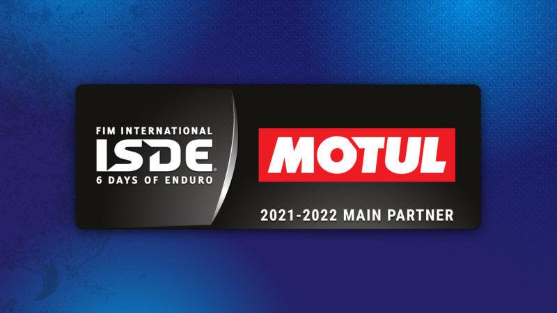 Motul se adentra en los ISDE y reafirma su expertise en el terreno del Off-Road