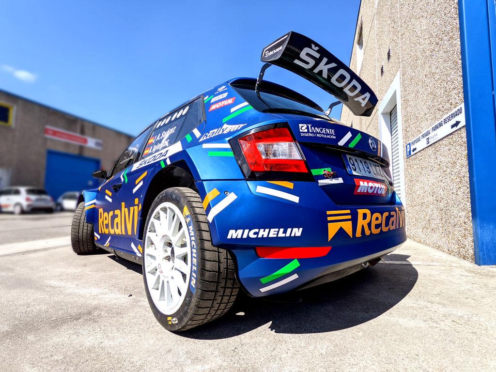 Motul se une a Recalvi Team en el Súper Campeonato de España de Rally