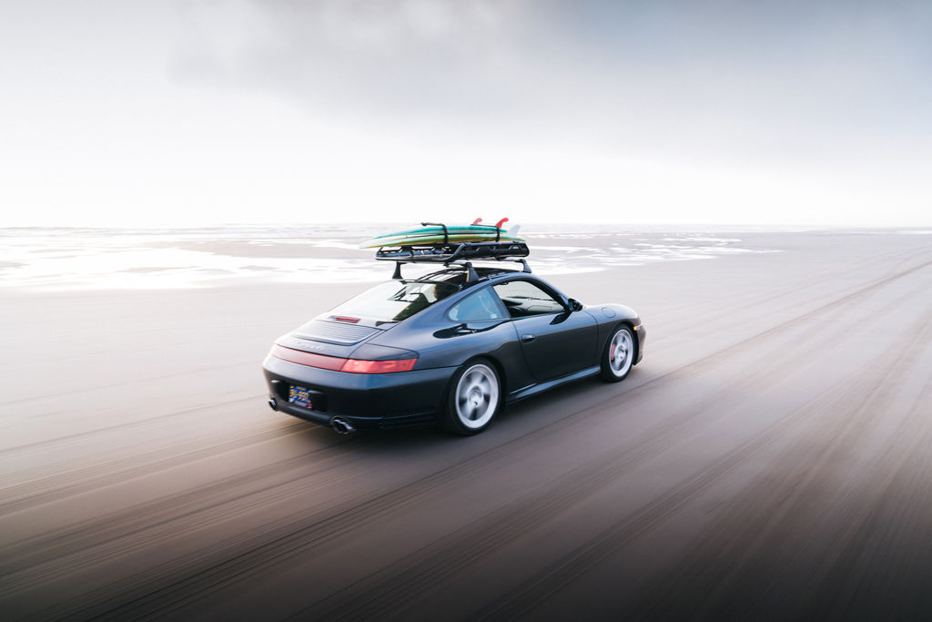 How's the 996 as a travelling companion?