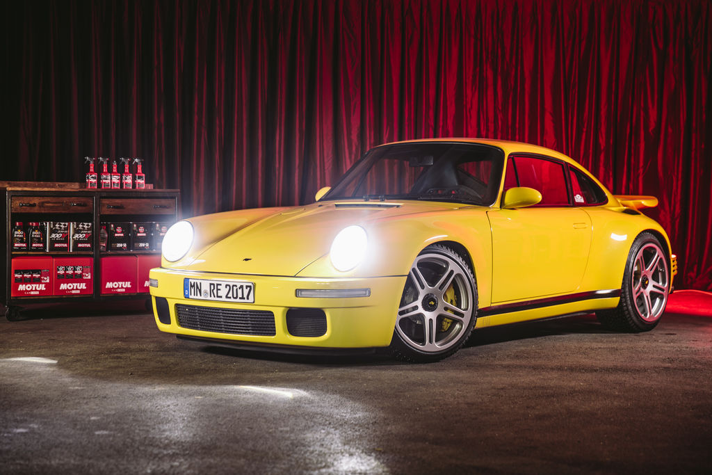 MOTUL SIGNS EXCLUSIVE LUBRICANT DEAL WITH RUF AUTOMOBILE