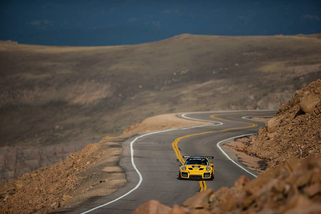 We've spoken to many drivers who did Pikes Peak but what's it like to shoot?