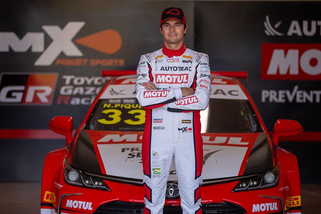 """Nelson Piquet Jr: """"Ein guter Fahrer kann alles fahren"""""""