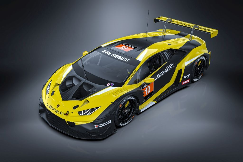 Leipert Motorsport presents an extensive motorsport programme and celebrates GT3 comeback