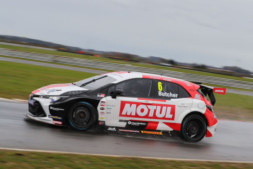 Rory, you're a relatively new signing to the Toyota Gazoo Racing BTCC team. How are you feeling?