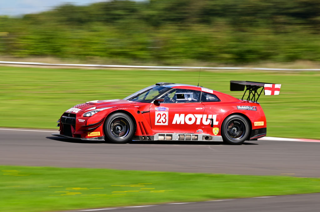 What is it about the Motul brand that makes it a great partner for Castle Combe?