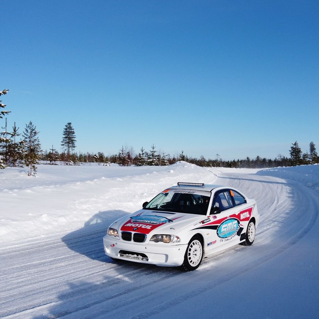 This winter you are organising driving experiences in Lapland. What are they all about? I've always wondered about the attraction of ice driving and why so many people flock to Finland in winter?
