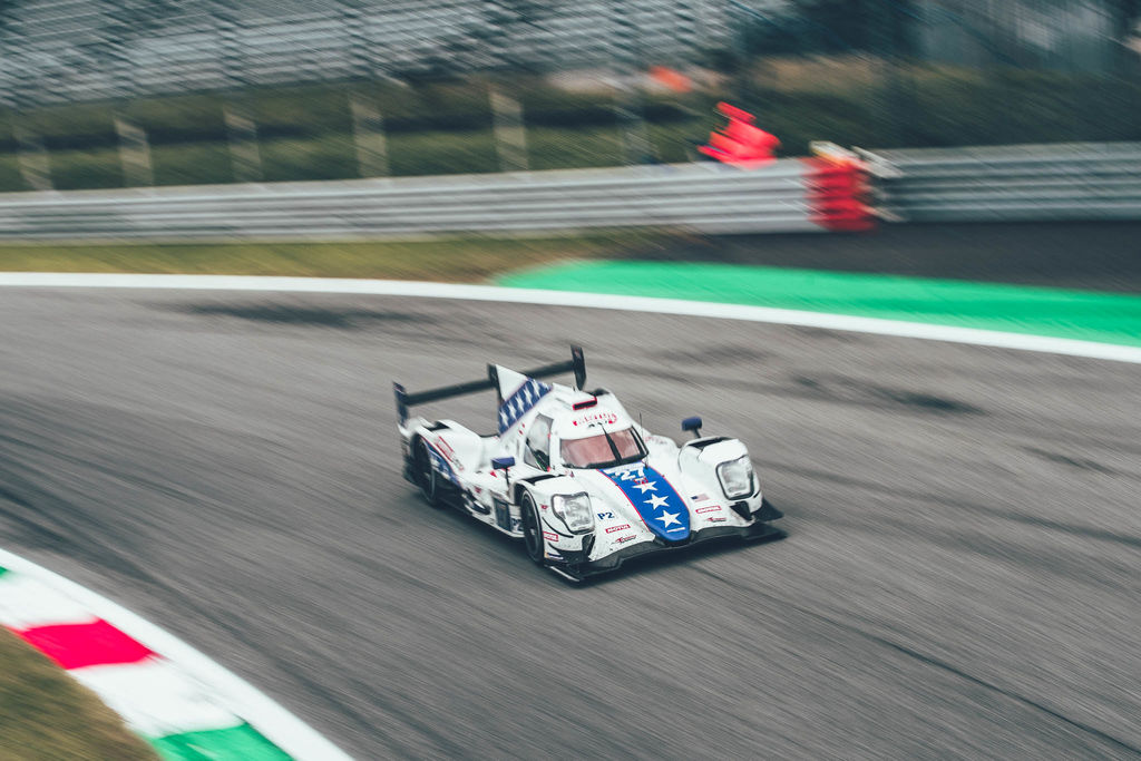 With a new set of regulations for 2021, LMP2 cars have been slowed down. Doesn't that go against every instinct for you as a race driver?