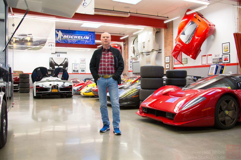 ДЖИМ, почему ты решил использовать в твоем Ferrari P4/5 продукты Motul?