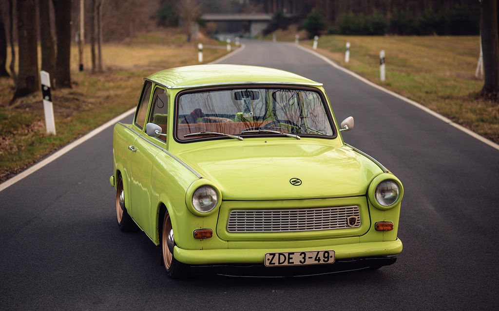 Why have you been using Motul in the Trabant?