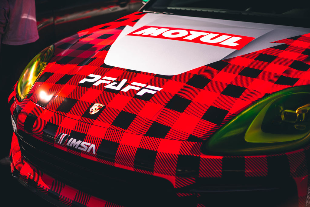 MOTUL USA INTRODUCES THE PLAID MOTUL CAYENNE