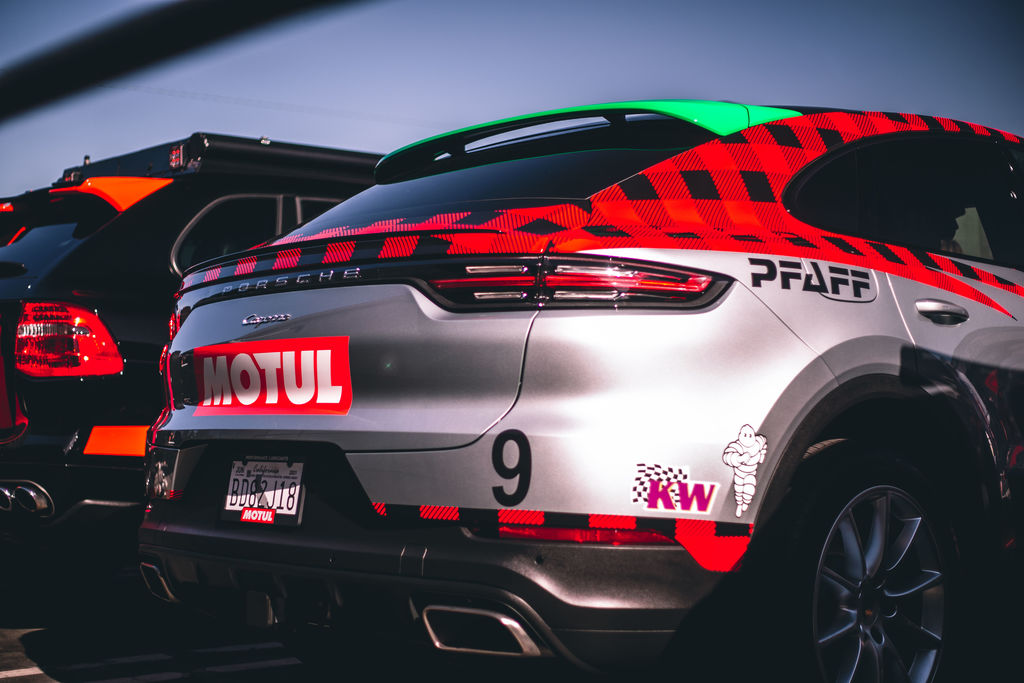 How important is an iconic livery on a car to a brand like Motul?
