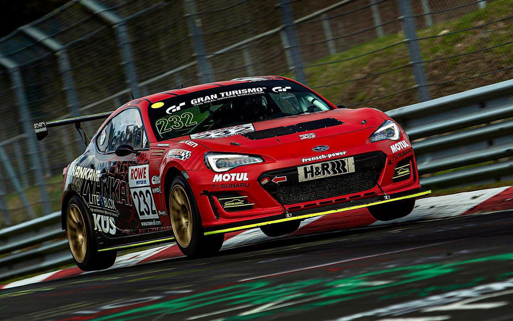 TIM SCHRICK: RACING THE ONLY FLAT SIX-CYLINDER SUBARU BRZ IN THE WORLD