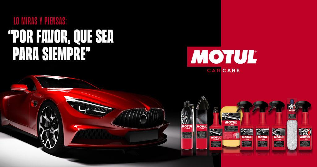 La nueva gama está compuesta por 17 productos y accesorios para limpiar y mimar tanto el exterior como el interior del coche, incluyendo productos para eliminar arañazos o reparar pinchazos