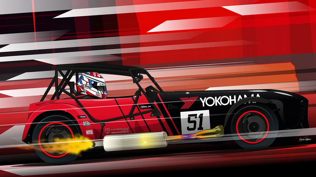Can you tell us more about the project with Motul? What's the brief?