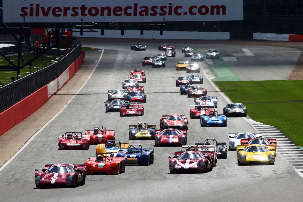 For our readers who don't know this event, what is The Classic at Silverstone?