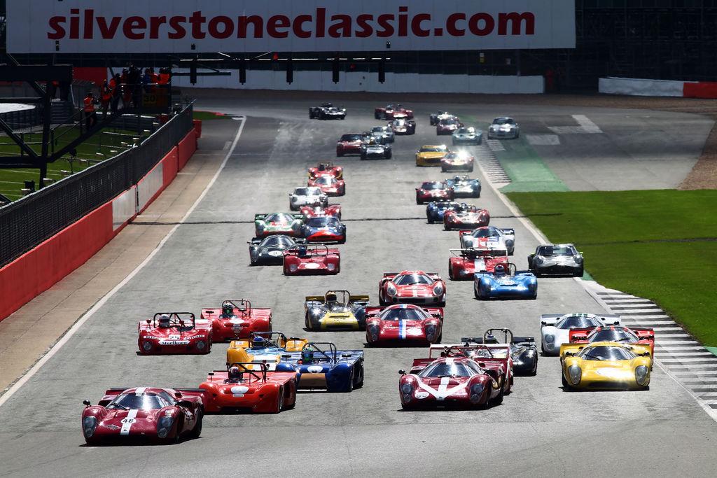 Für unsere Leser, die diese Veranstaltung nicht kennen: Was ist The Classic in Silverstone?