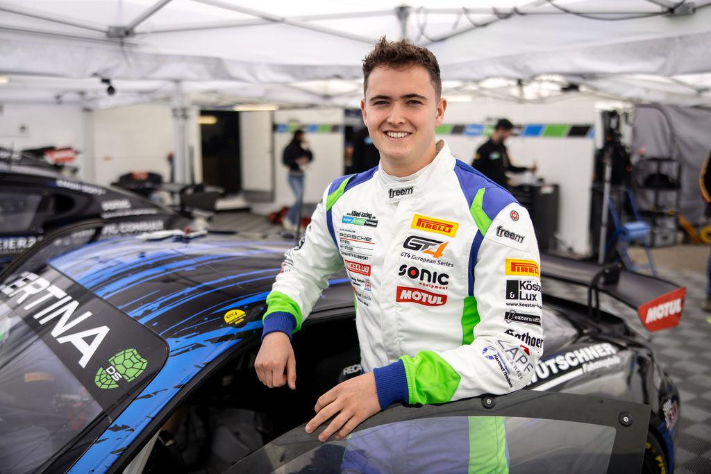 Sieg in der GT4 Klasse für Allied Racing