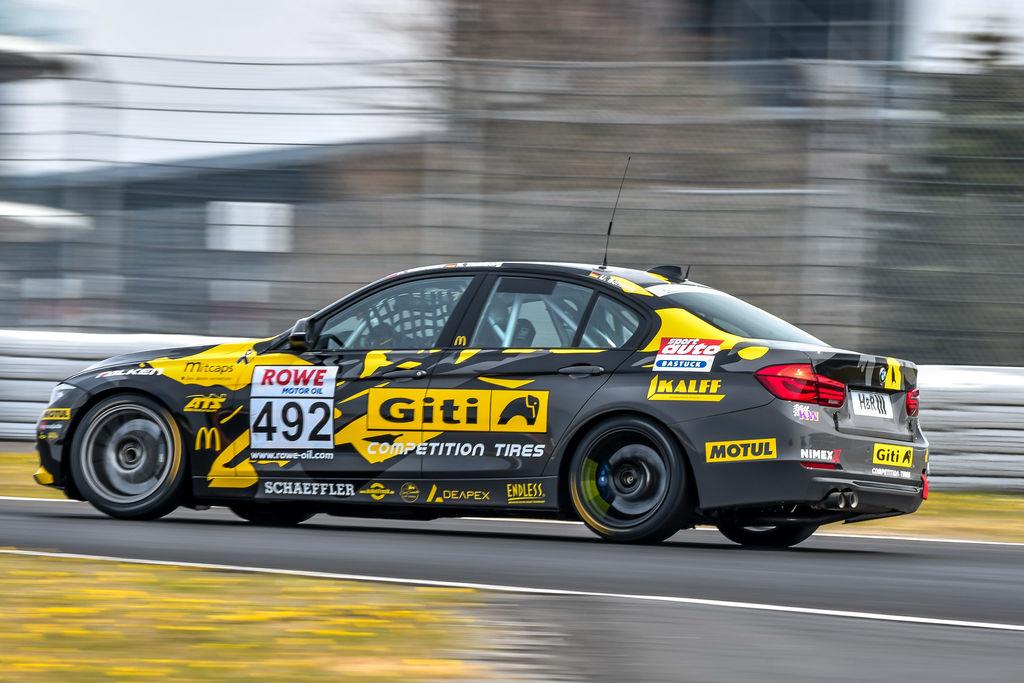 Tolle Performance, aber wenig zählbare Ergebnisse für WS Racing