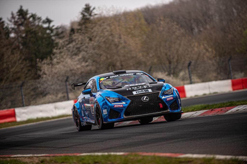 Schnellste Rennrunde und erfolgreiches Comeback für Ring Racing