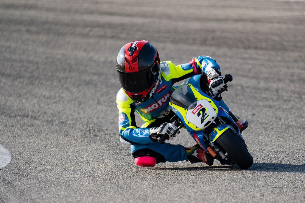 El domingo 2 mayo dio comienzo a la Cup Dani Rivas 2021 en el Circuito Kotarr en Burgos