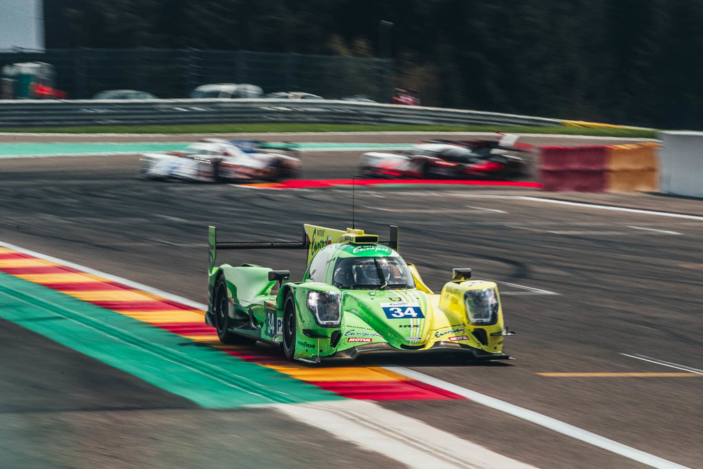 In the US you're currently racing a Cadillac DPi along with Kevin Magnussen. How different is that DPi to an LMP2?