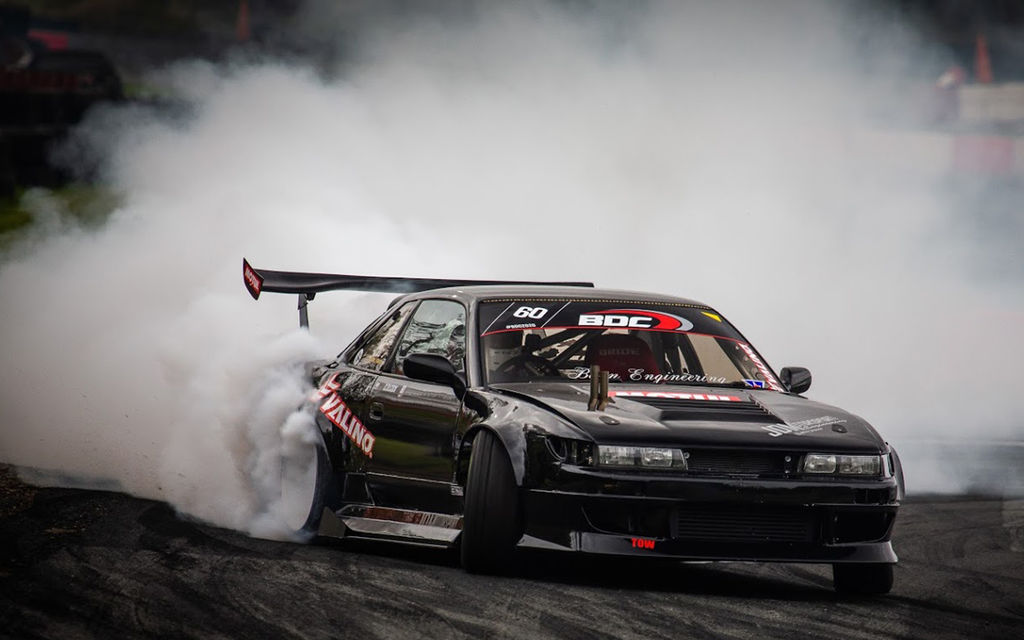 Pro drifter Olly Silcock working with Motul has been quite an eye opener
