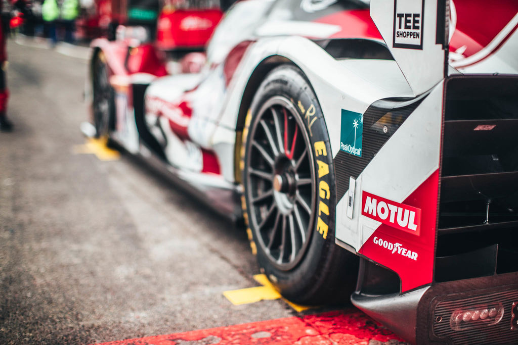 As a Danish driver who has spent so much time racing in the US, what does it mean to be part of a Danish team, with a full Danish driver line-up in WEC?