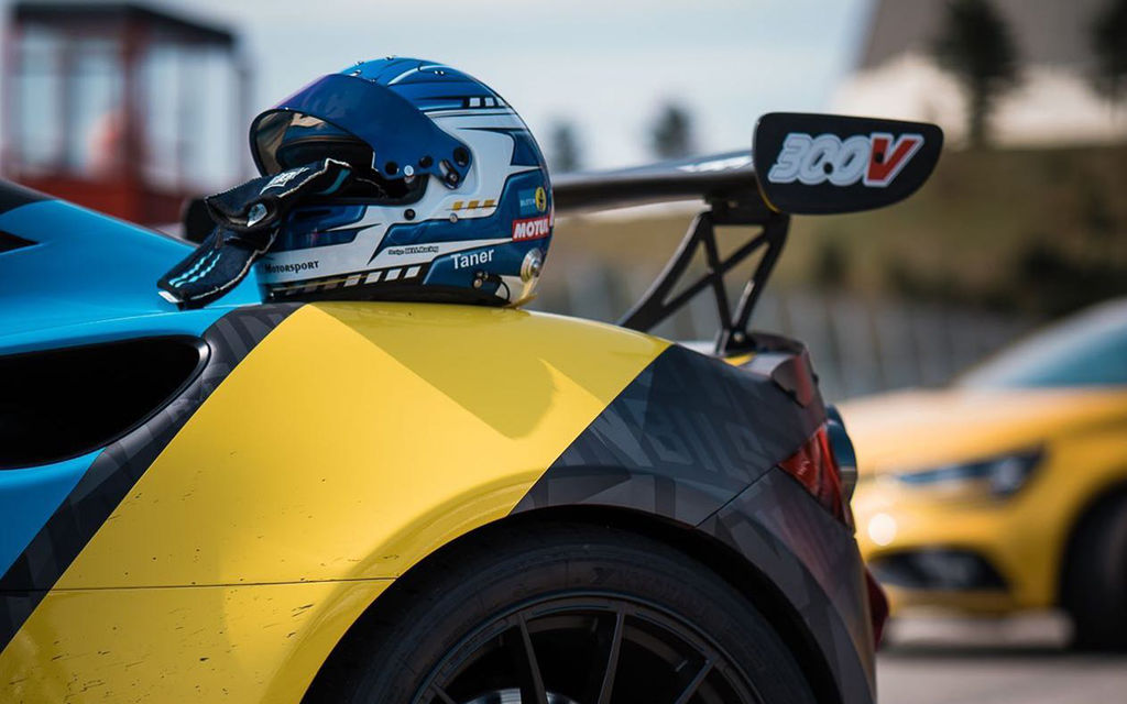 """Taner Colakoglu: """"Track days are the perfect way to share our passion for cars"""""""