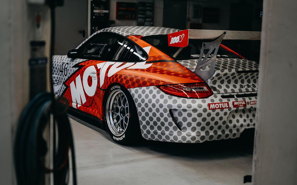 Zoran and you are partnered up with Motul, what does a brand like Motul mean to you?