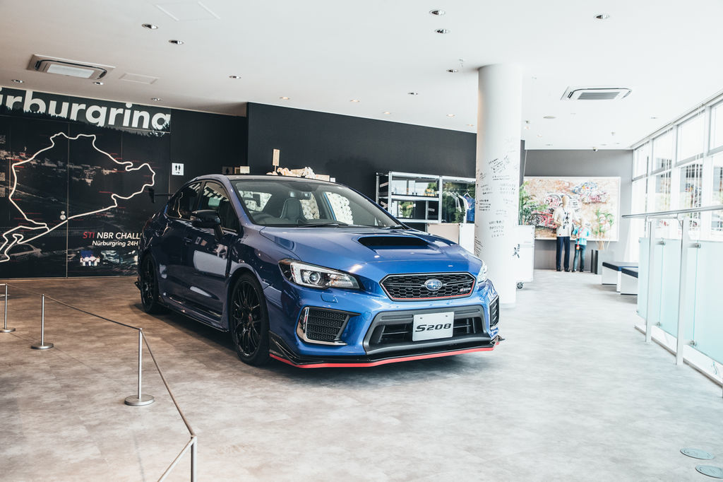 What are some of the technological highlights coming from Subaru?