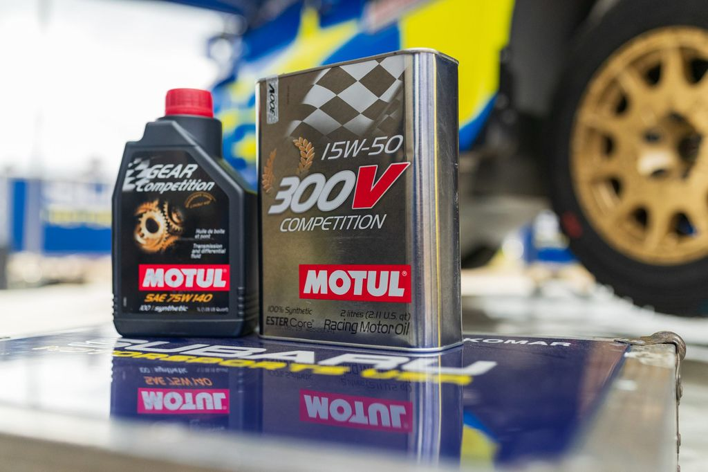 Always being updated on products and technologies is essential, especially in an evolving sector like automotive. Do you organise training courses with Motul?