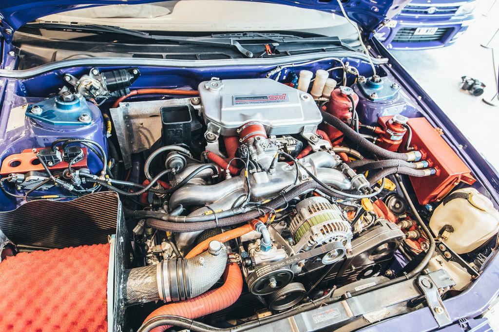 Subaru – первая из автомобильных компаний, присоединившихся к проекту MotulEvo. Какие преимущества с технической точки зрения вы увидели для себя?